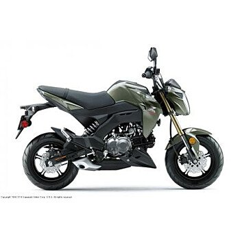 2018 Kawasaki Z125 Pro for sale 200736130